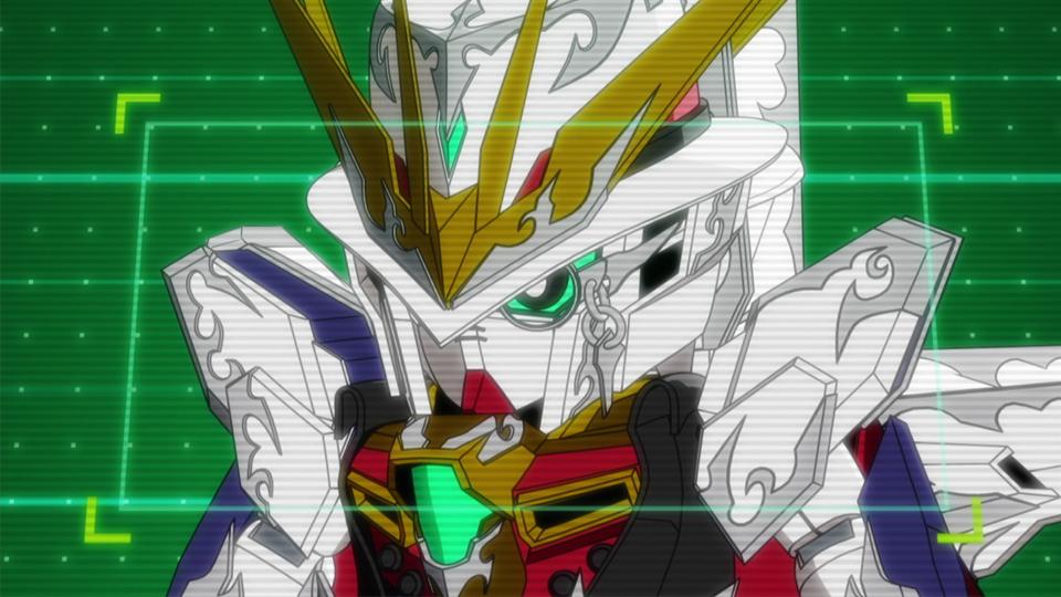SD GUNDAM WORLD HEROES - Episode 5