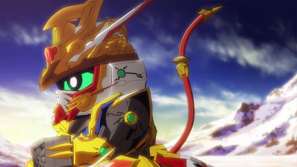 SD GUNDAM WORLD HEROES - Episode 16
