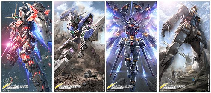 Gundam Info Renewal Memorial Smartphone Wallpaper Present