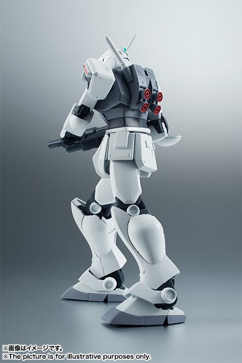 ROBOT SPIRITS SIDE MS RGM-79D GM COLD DISTRICTS TYPE Ver A.N.I.M.E BANDAI NEW