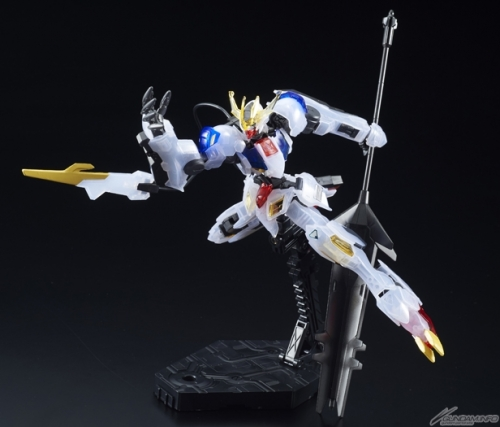 14 Gundam Fenice Rinascita Clear Color You Never Seen Before 6