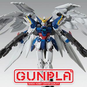 The Mg Wing Gundam Zero Ew Ver Ka Ships Today A Kit Created Under The Full Supervision Of Mr Hajime Katoki Gundam Info