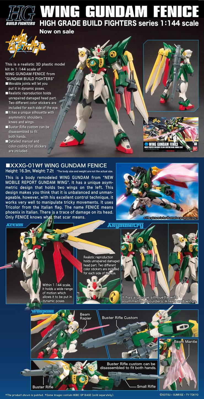 14+ Wing Gundam Fenice Rinascita Hg Wallpapers 10