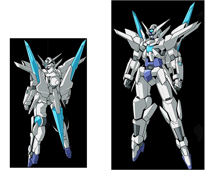 Gundam build fighters try transient gundam for Domon gundam build fighters try
