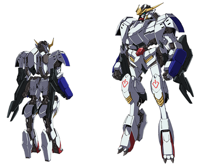 Mobile Suit Gundam Iron Blooded Orphans Gundam Barbatos 6th Form