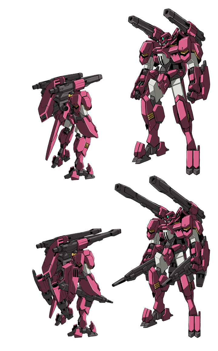 Mobile Suit Gundam Iron Blooded Orphans Gundam Flauros