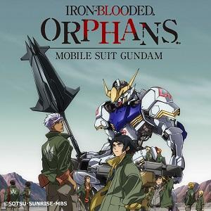 mobile suit gundam iron blooded orphans episode 3