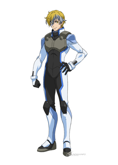 Details Of New Character  Mobile Suits Revealed At The